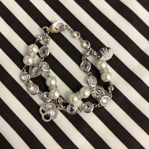 Henri bendel charm bracelet